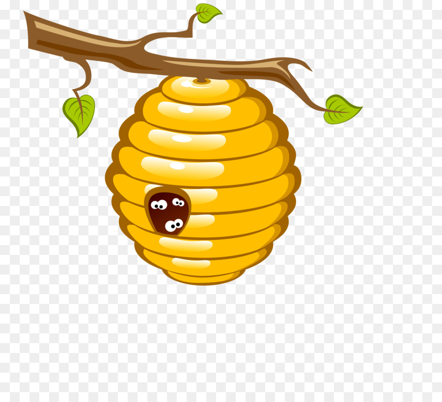 honey bee beehive clip art vector bee nest png download 2345 rh kisspng com beehive clipart free bee and hive clipart
