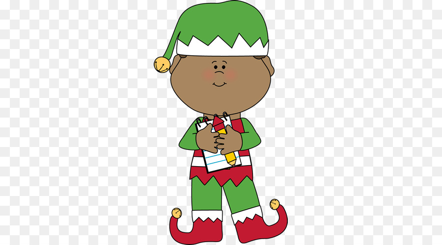 Christmas Elf On The Shelf Clipart.Christmas Tree Line Drawing Png Download 273 500 Free