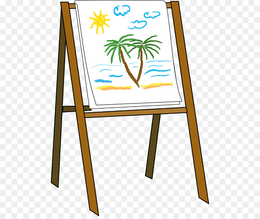 easel art painting clip art easel cliparts png download 548 750 rh kisspng com art easel clipart black and white Art Show Clip Art