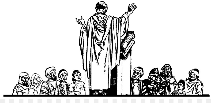 Preacher Sermon Priest Clip Art   Priest Blessing Cliparts