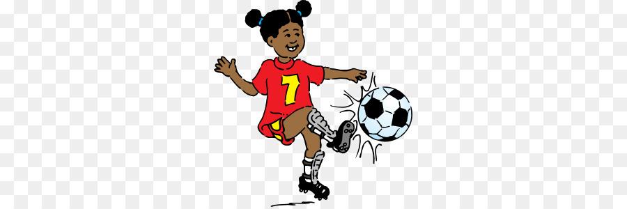Jogador de futebol jogador de Futebol Clip-art - fêmea de esportes clipart 851682b12ffc6