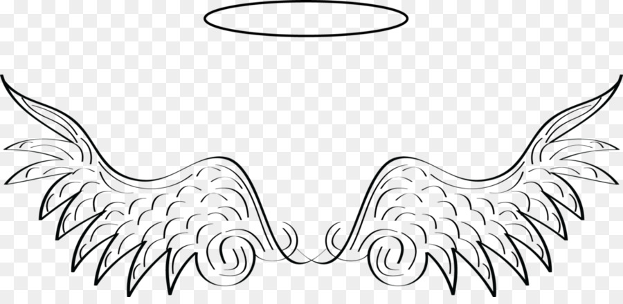 angel wing clip art heart halo cliparts png download 1024 489 rh kisspng com angel wing clip art images angel wings clip art you can add a picture to