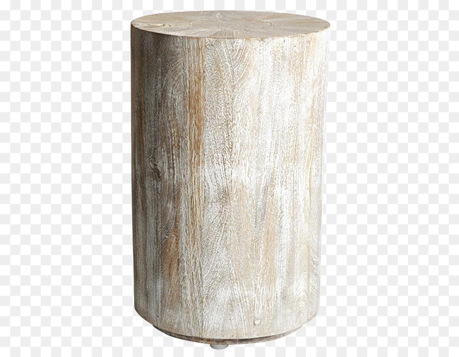 Clip Art   Bleached Wood Stool