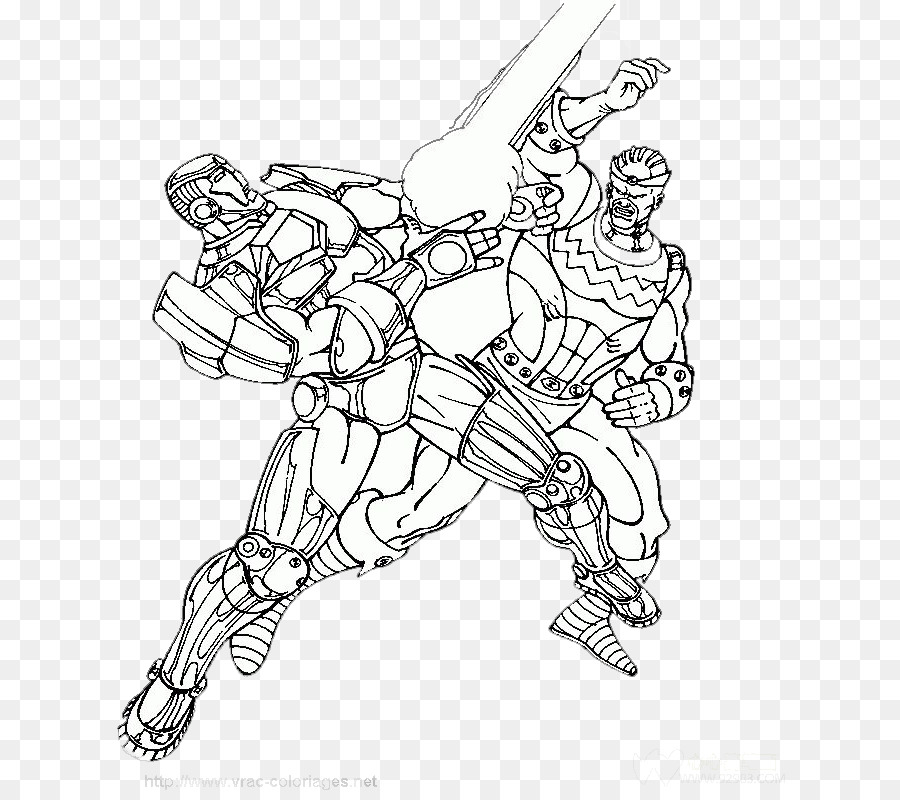 Iron Man Spider-Man Superhero Drawing Coloring book - Battle iron ...