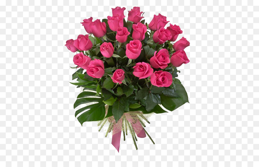 Rose Flower delivery Floristry Flower bouquet - Pink Roses Flowers ...
