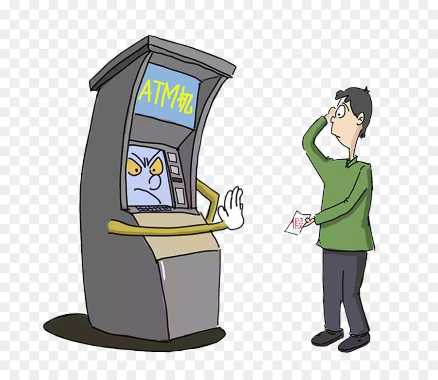 Automated teller machine Commercial bank Money Cash ...