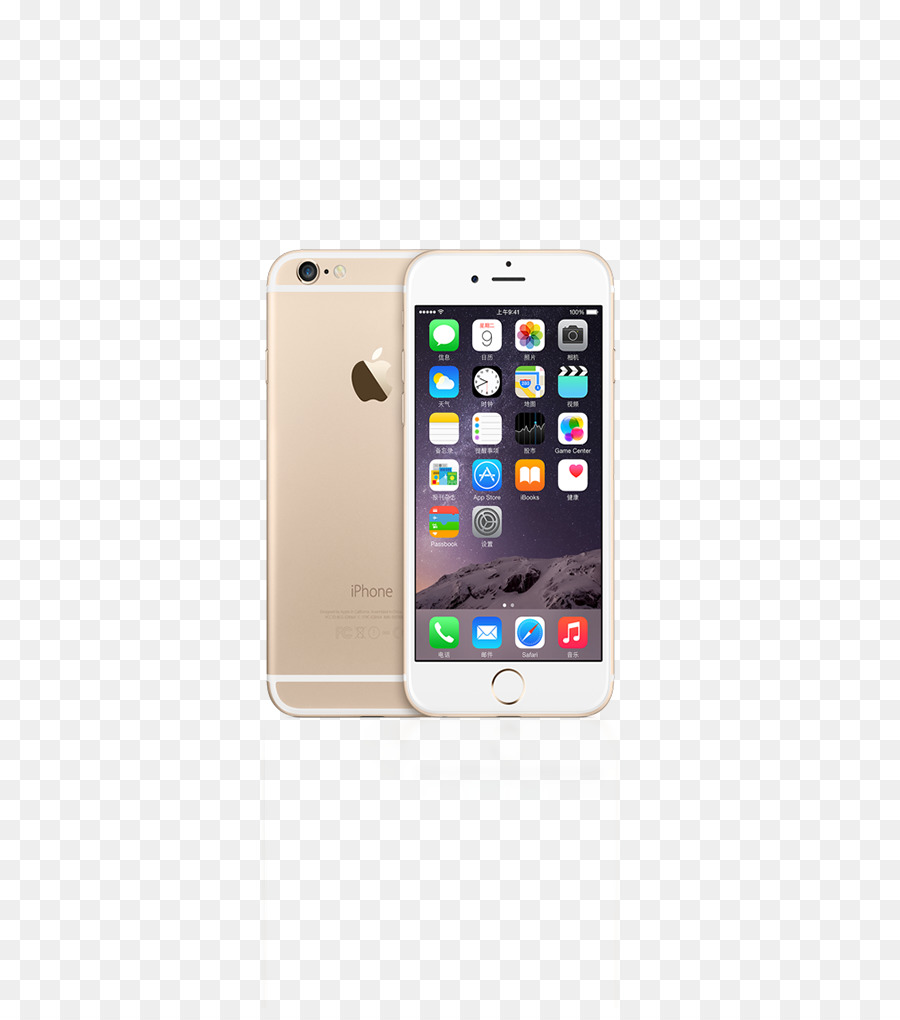 Iphone 6 Plus Smartphone png download - 640*1008 - Free Transparent
