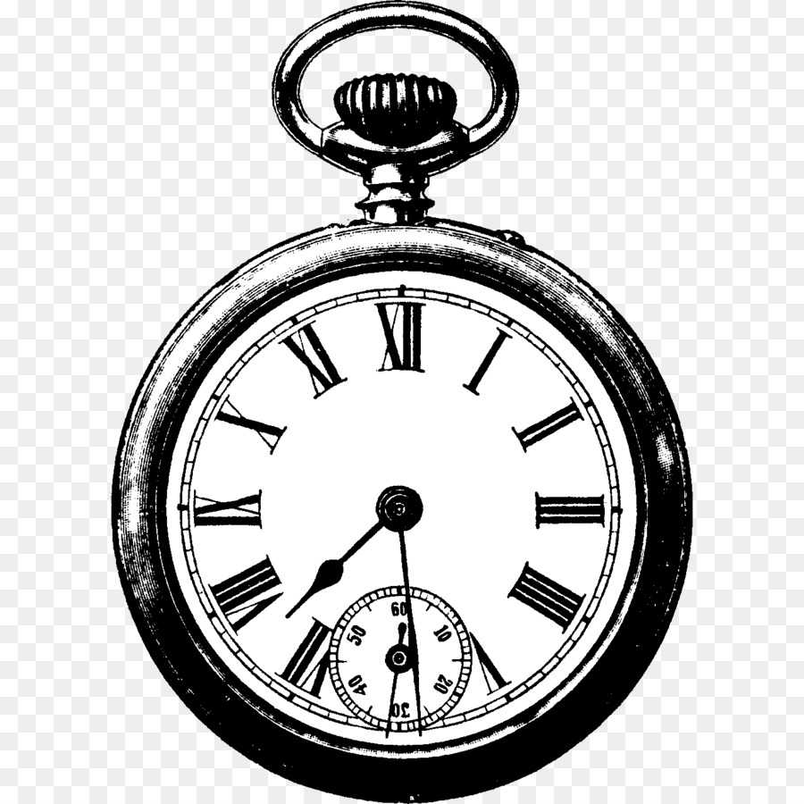 Alarm Clock Antique Clip Art