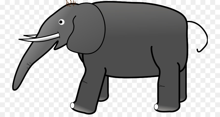 Elephant grey. Background png download free
