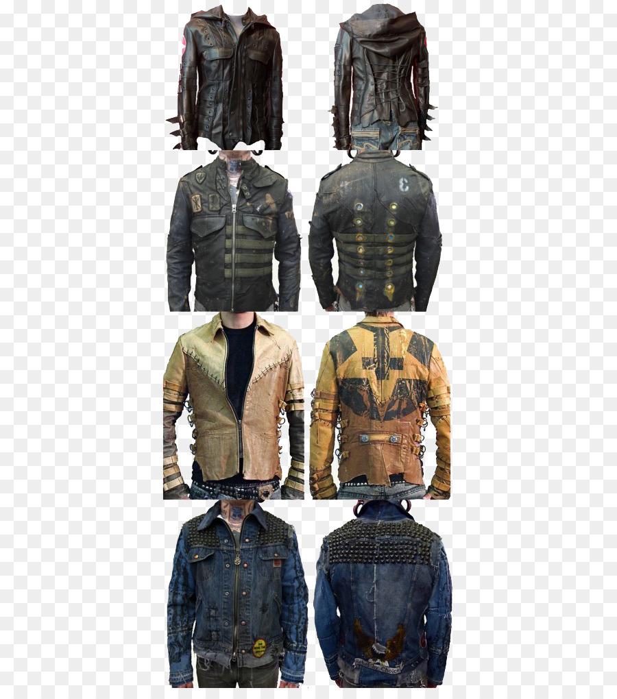 Clothing Post Apocalyptic Fiction T Shirt Fashion Jacket
