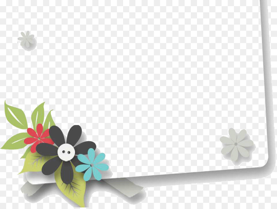 Collage Pattern - Elegant flowers collage ppt template png download ...
