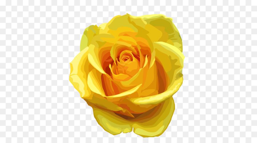 Rose Yellow Clip Art Yellow Rose Png Transparent Image Png