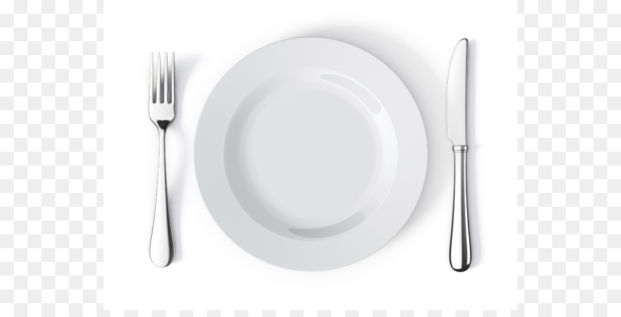 Table Knife Fork Plate Cutlery Fork And Knife Png Png