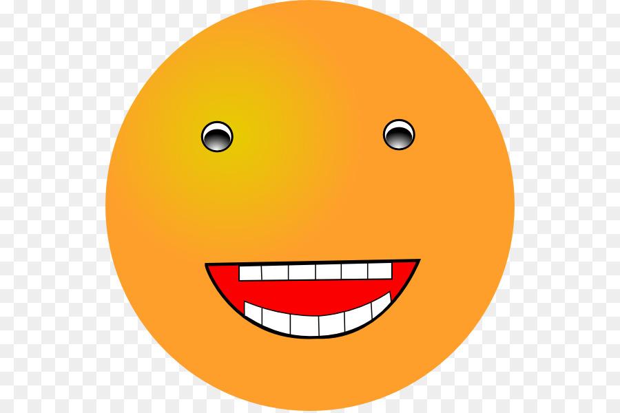 Smiley Emoticon Laughter Clip Art