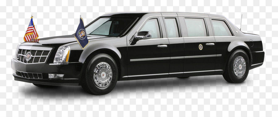 President of the United States Presidential state car Cadillac DTS ...