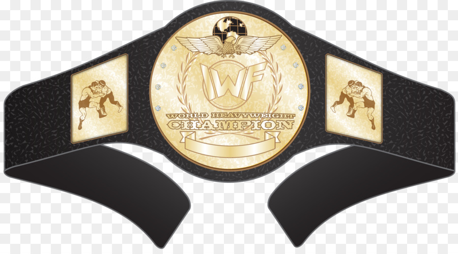 Professional Wrestling Championship Championship Belt Thumb War   Wrestling Belt  PNG Free Download