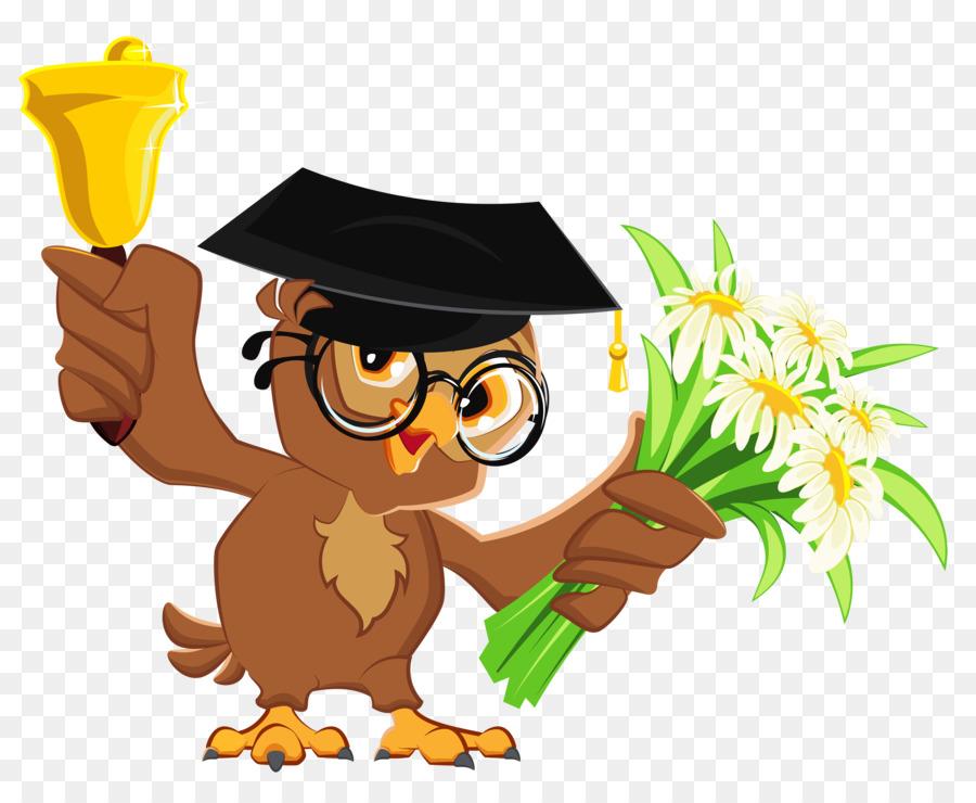 Owl School Clip Art