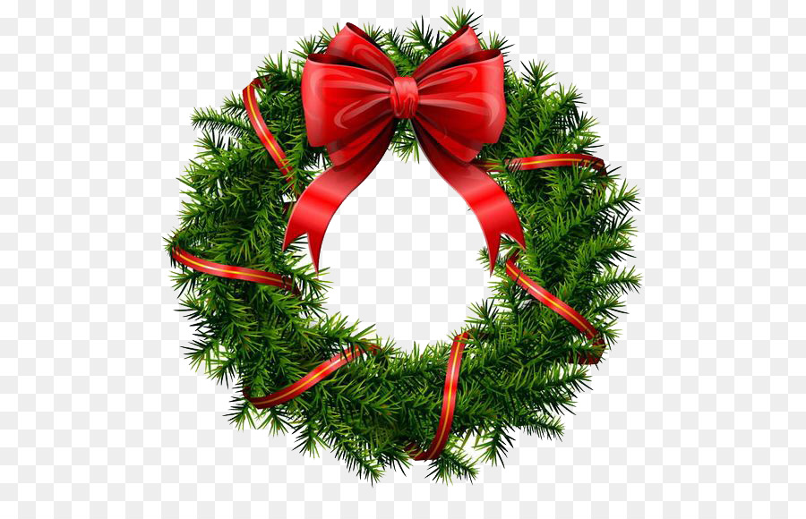 Christmas wreath free content clip art christmas wreath png file