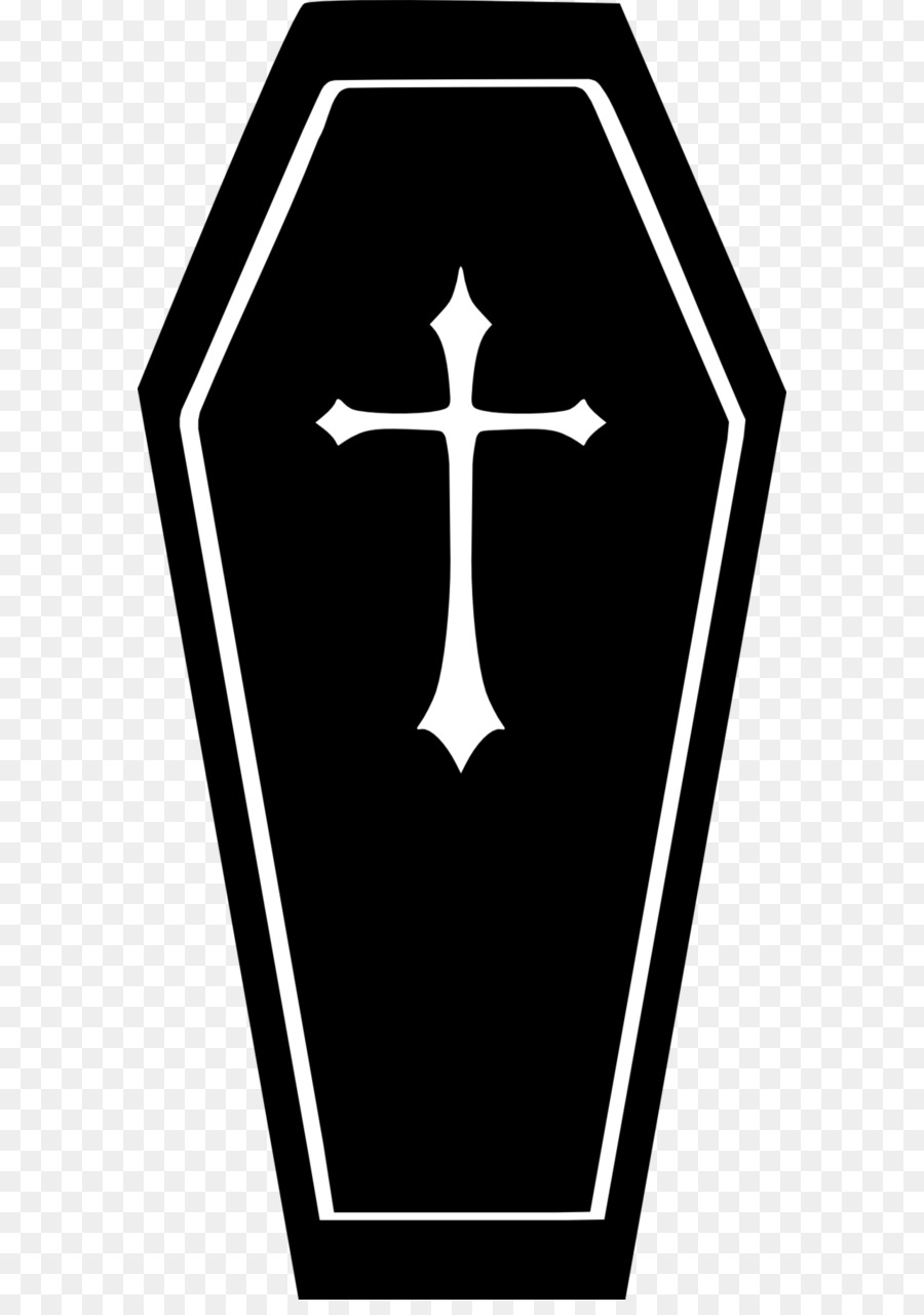coffin clip art gothic vase cliparts png download 632 1265 rh kisspng com coffin clipart black and white coffin image clipart