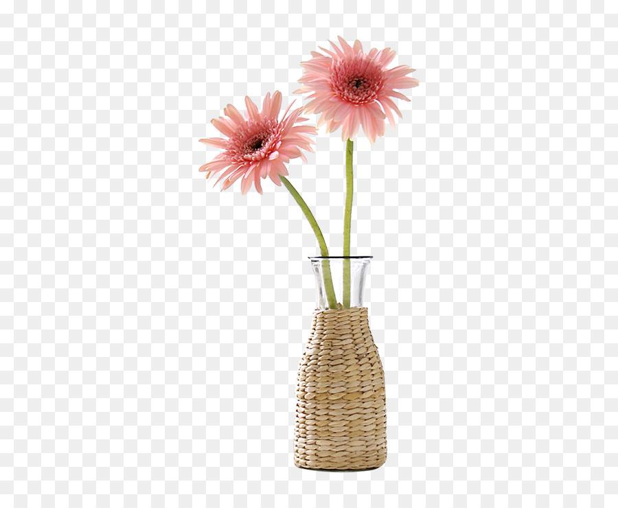 Humidifier Flower Gerbera Flower Arrangement Png Download 795