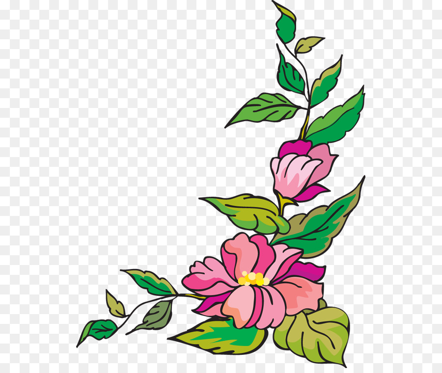 Free clipart of flower borders clipart vector labs flower border clip art flower page borders png download 589 750 rh kisspng com free clip mightylinksfo