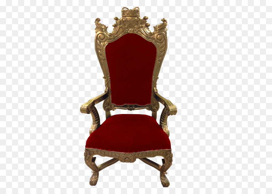 Throne Chair   Throne Transparent Background