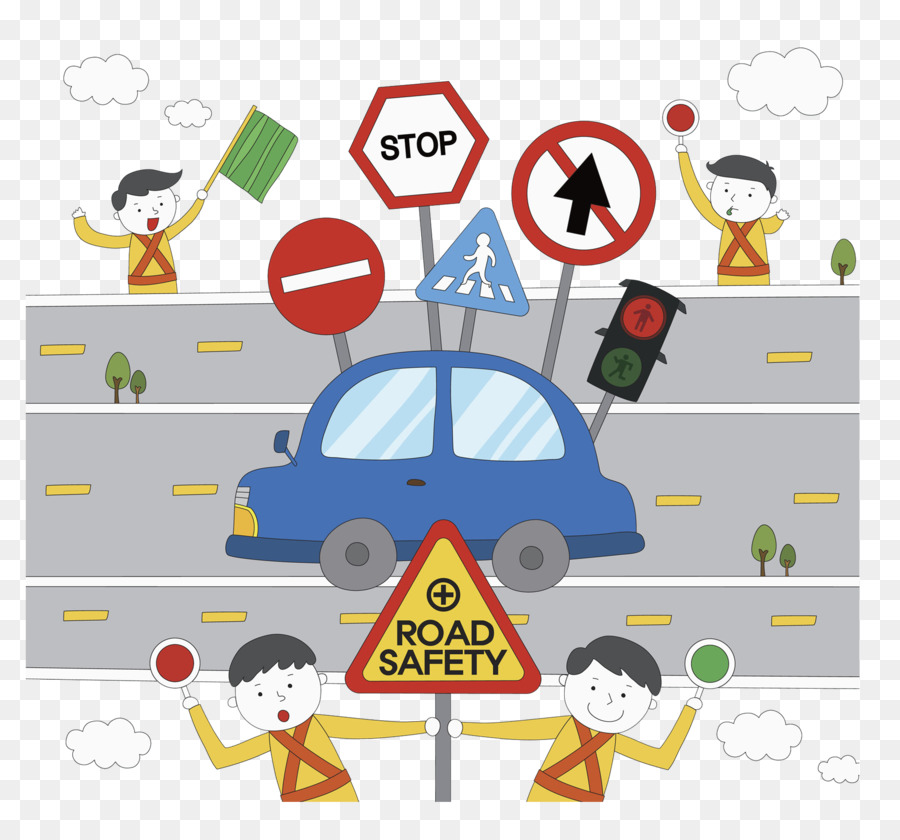 Accident Traffic collision Safety - Traffic accident png download ...
