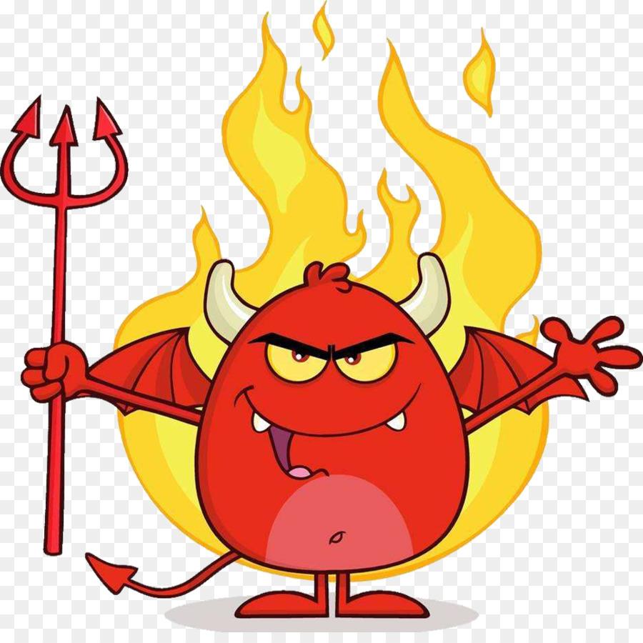 Dibujos animados Diablo libre de Regalías - Enojado Satanás Formatos ...