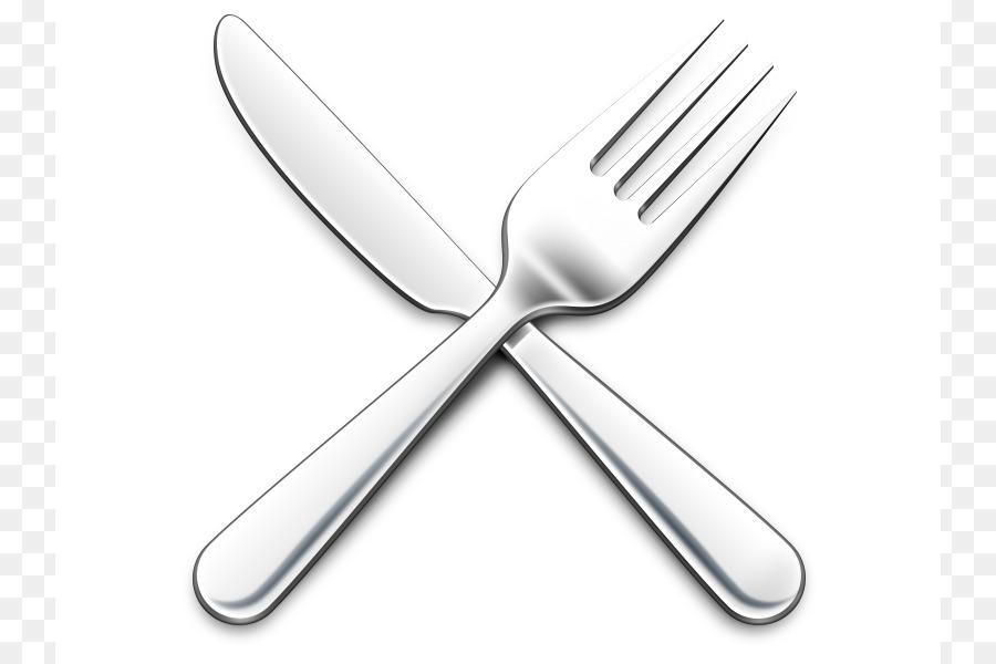 Knife Fork Spoon Clip Art