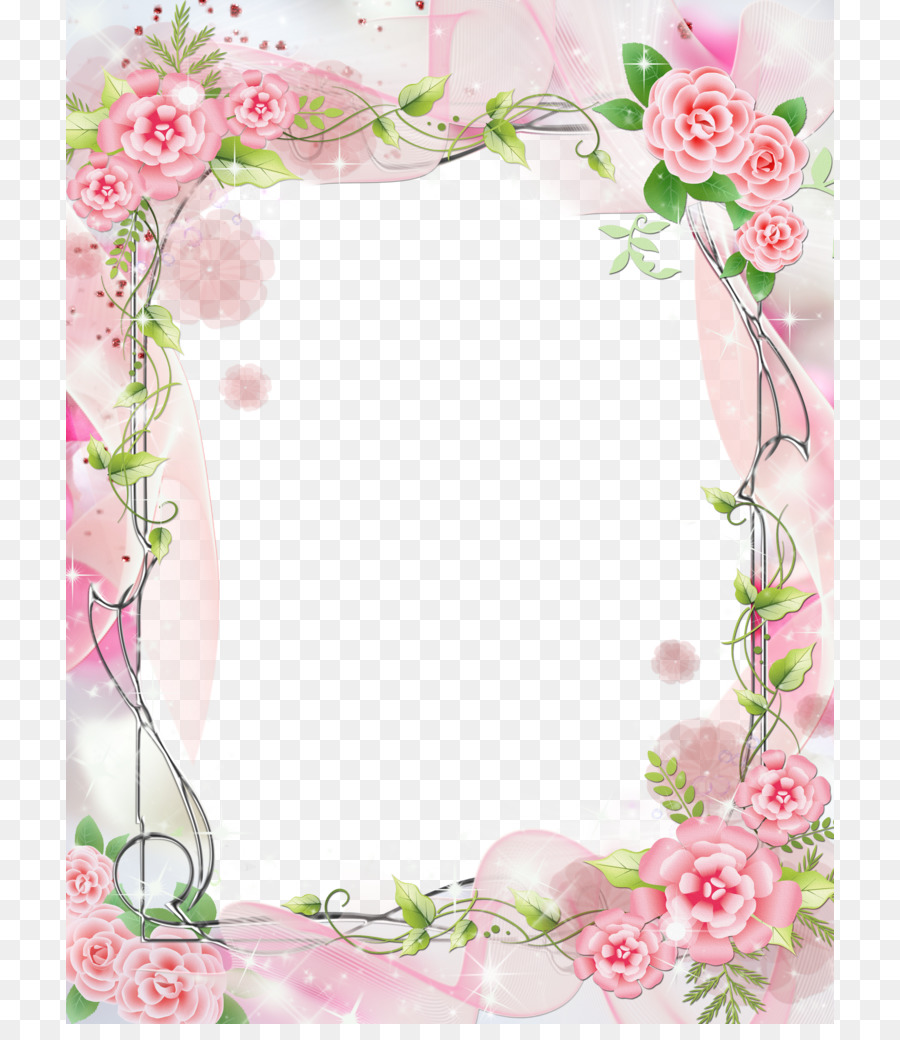 Park City - Romantic pink frame png download - 768*1024 - Free ...