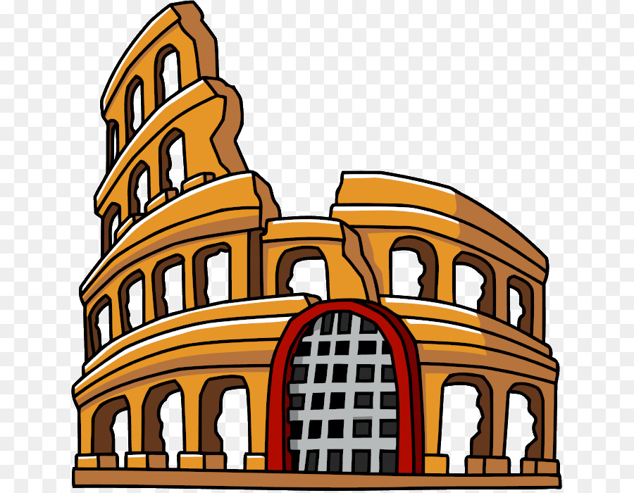 colosseum roman forum ancient rome in rome hand painted roman rh kisspng com  roman colosseum clipart