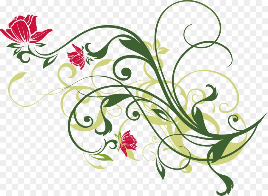 floral design flower creative curly flowers safflower decorative