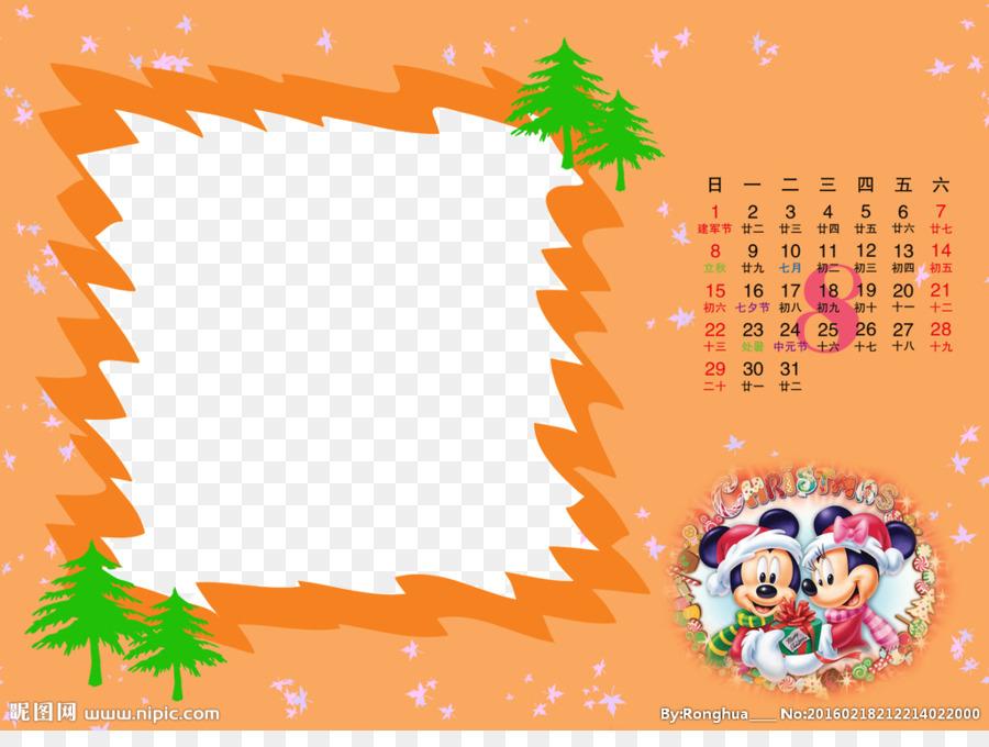 Minnie Mouse Goofy Daisy Duck Pluto The Walt Disney Company - Orange ...