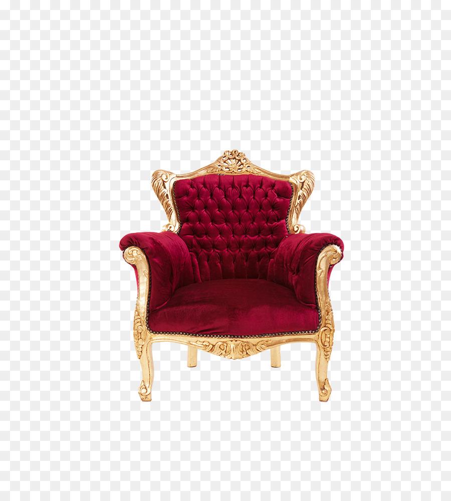 Club Chair Couch Throne Wall Decal   Sofa