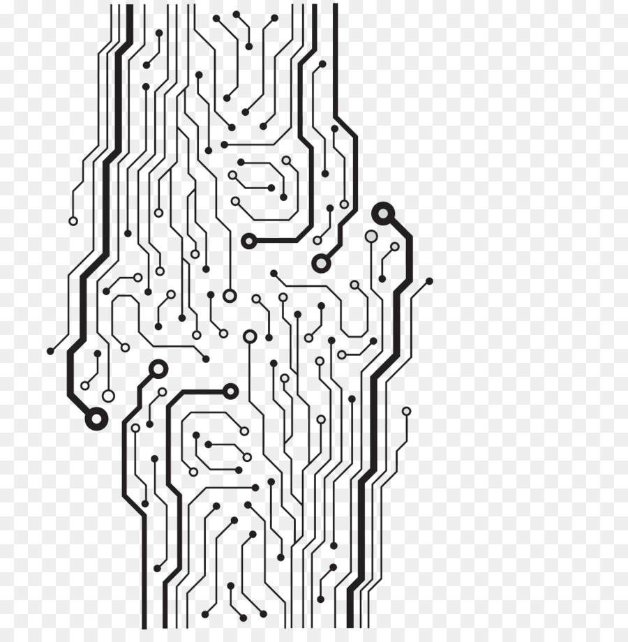 Printed circuit board Electronic circuit Integrated circuit - Chip ...