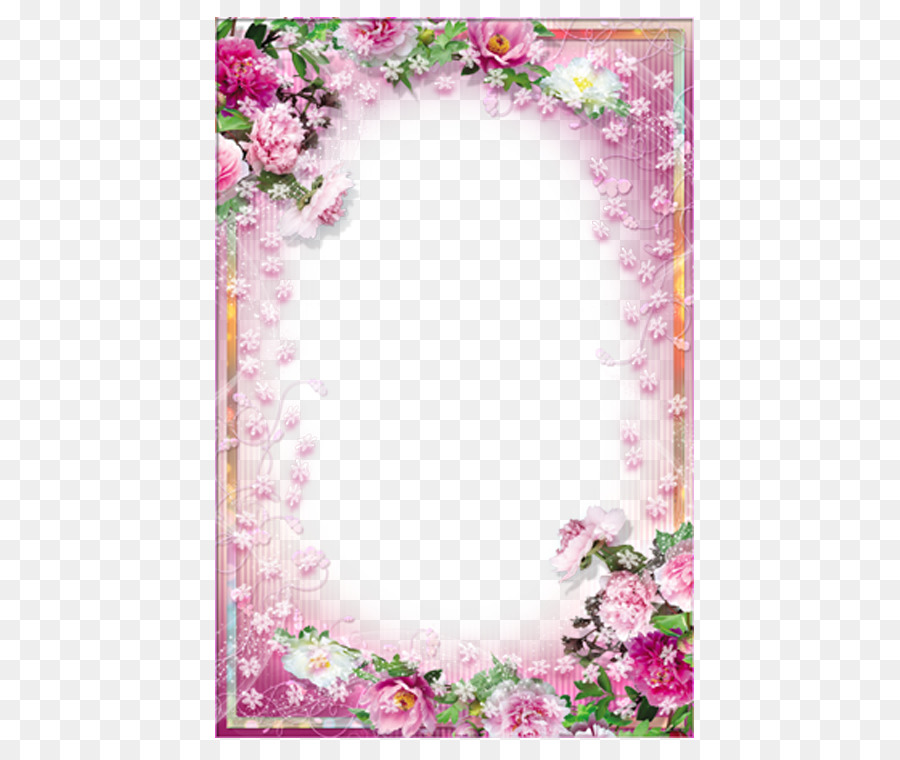 Picture Frame Pink Application Software Download Warm Pink Flowers