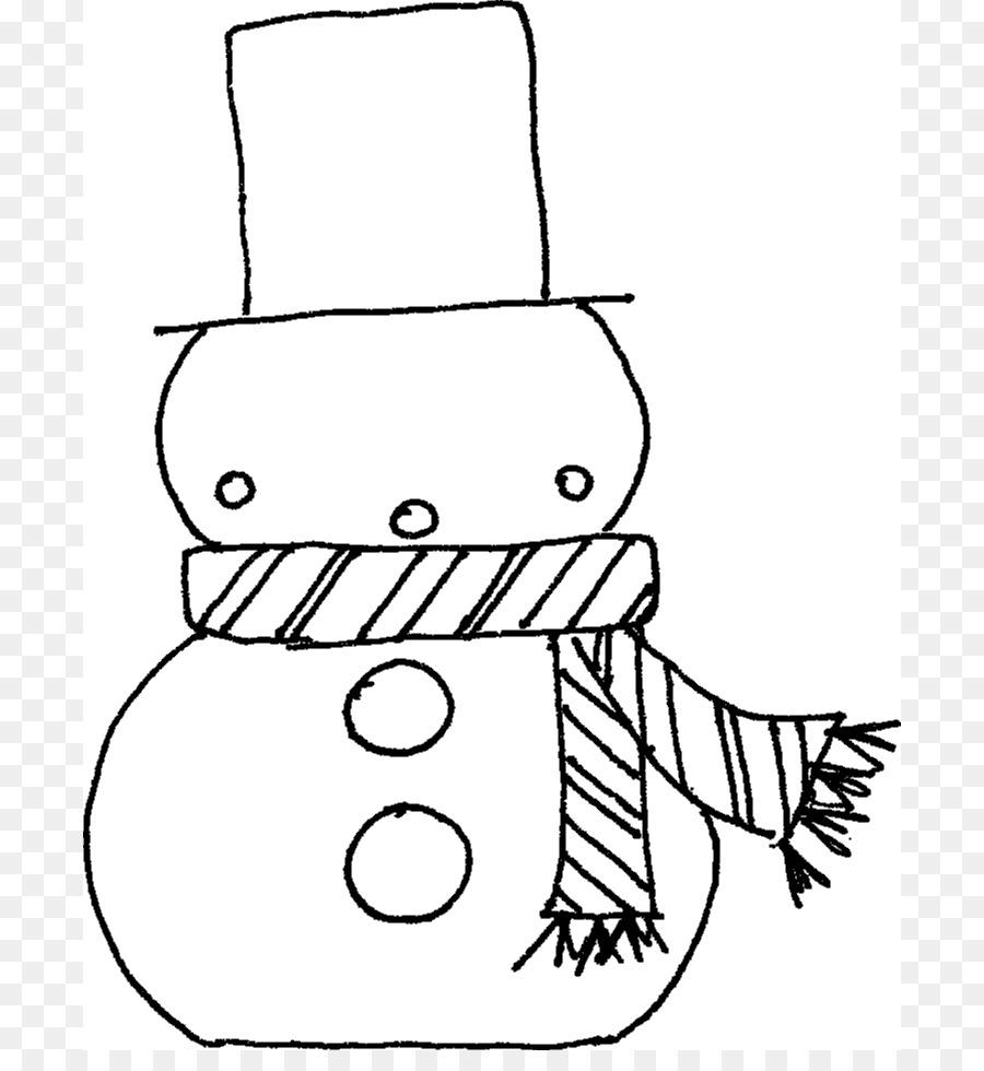 Coloring book Christmas Santa Claus Gingerbread house Snowman - Cute ...