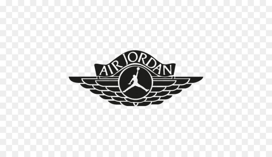 Jumpman Air Jordan Logo Shoe - Jordan 4 Cliparts