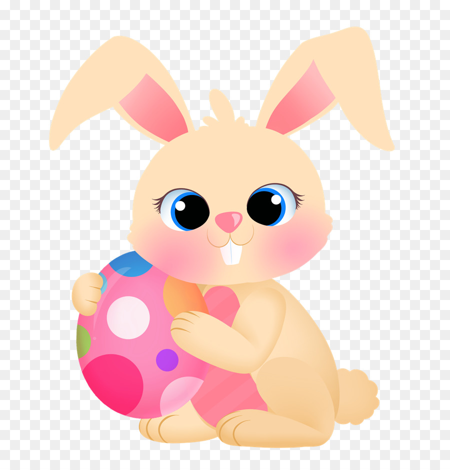 Easter bunny cute. Background png download free