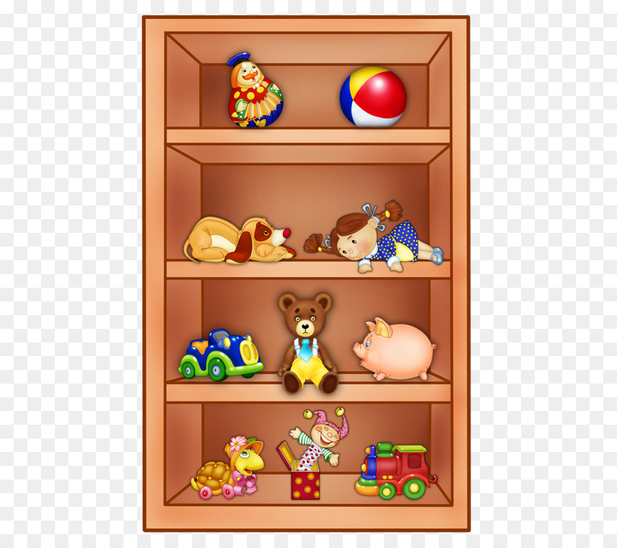 Cupboard clipart  Shelf Toy Clip art - A toy cupboard png download - 524*800 - Free ...