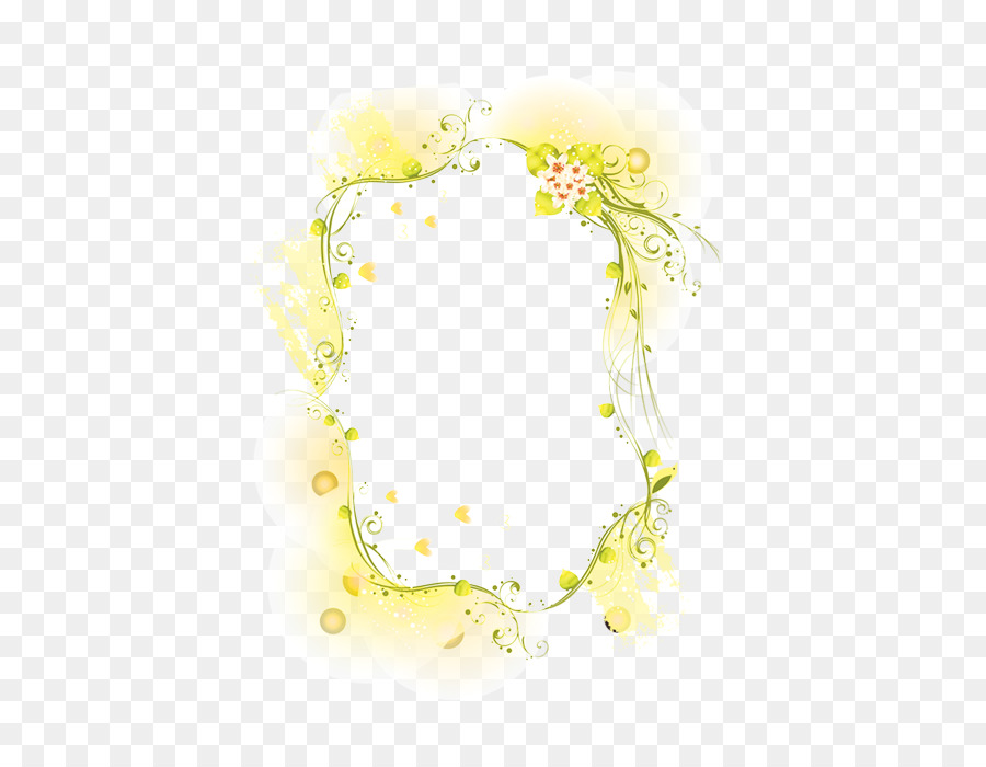 Yellow - Yellow Frame png download - 700*700 - Free Transparent ...