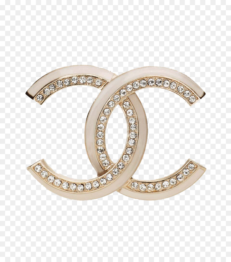Chanel No 5 Earring Chanel J12 Brooch Chanel Logo Png Download