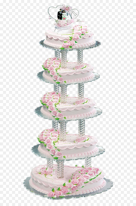 Wedding cake Layer cake Tart Torte - Wedding Cake png download ...