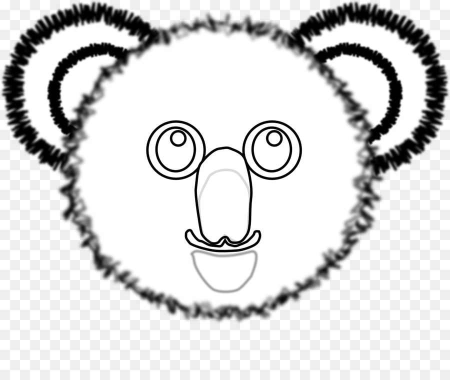 Koala Bear Giant Panda Clip Art Clip On Koala Bear Png Download