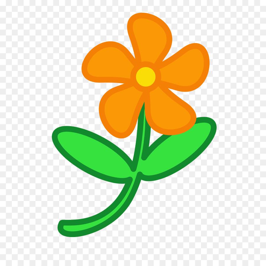 Flower Clip Art Hibiscus Flower Clipart Png Download 637900
