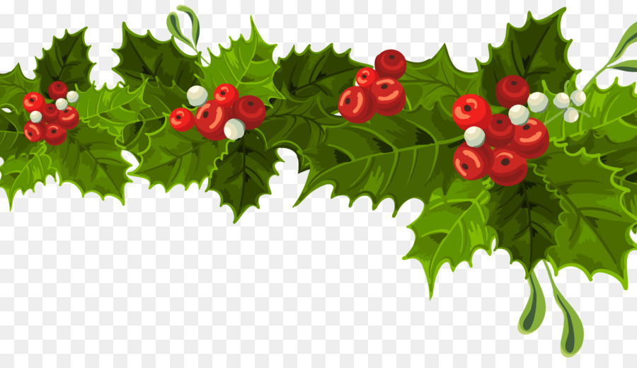 mistletoe christmas clip art chirstmas decorations cliparts