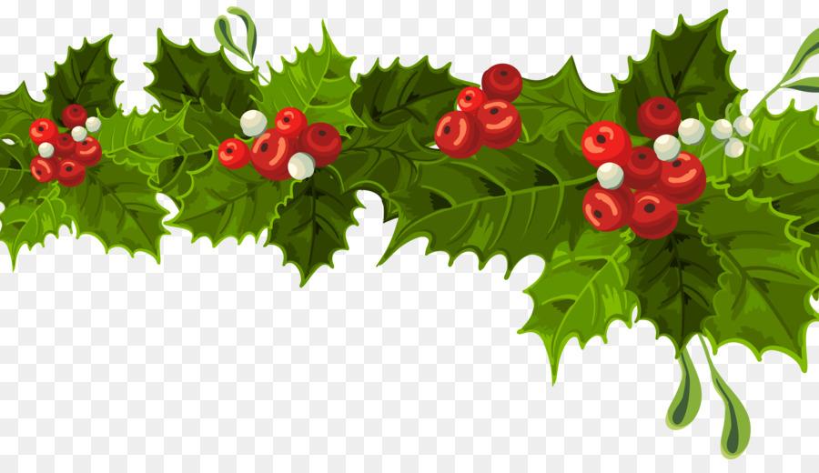 mistletoe christmas clip art chirstmas decorations cliparts