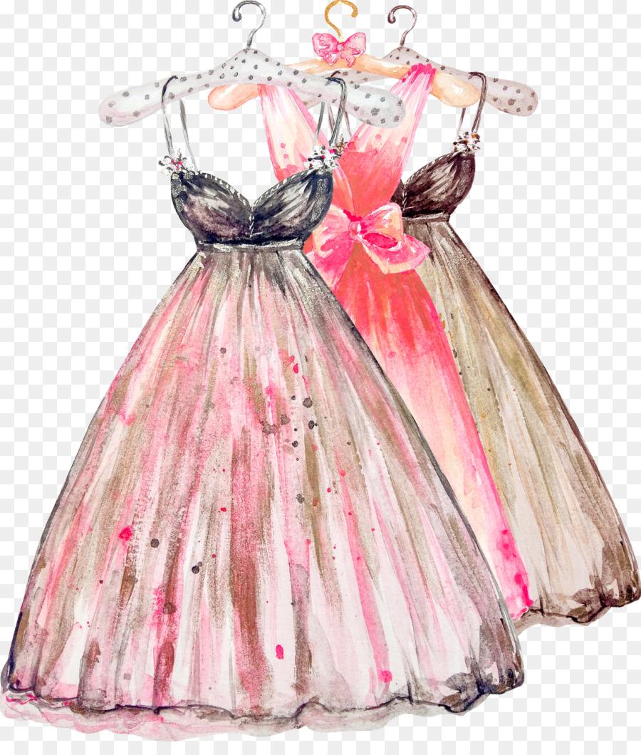 Vestido de novia de Falda Icono - Vestidos de png dibujo ...