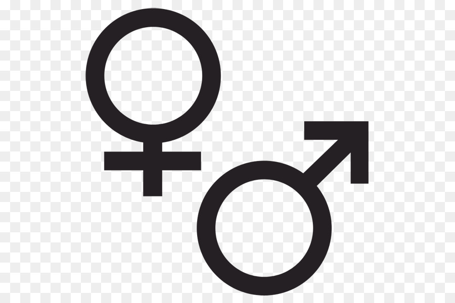 Gender Symbol Female Clip Art Male Female Cliparts Png Download