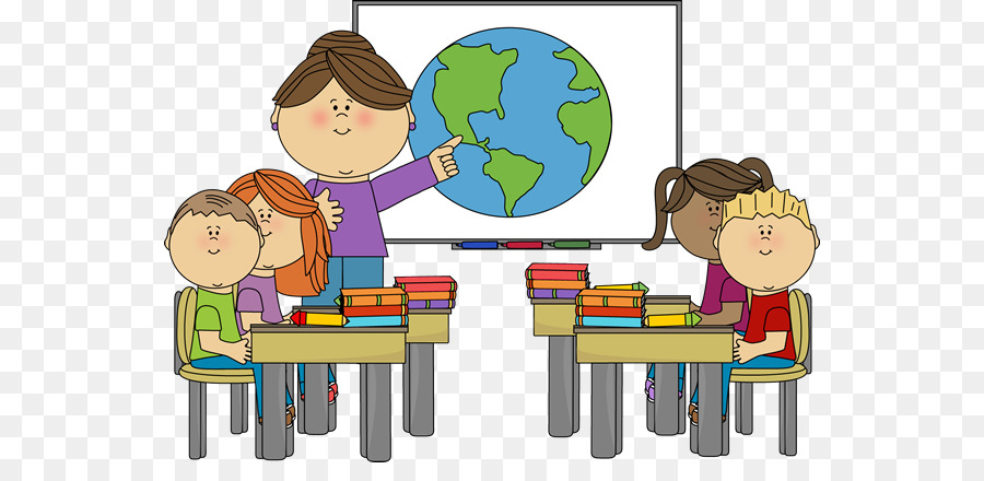 Classroom transparent. Reading cartoon png download